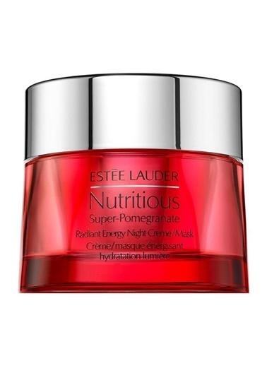 Estée Lauder Estee Lauder Nutritious Super Pomegranate Night Cream 50 ml Renksiz